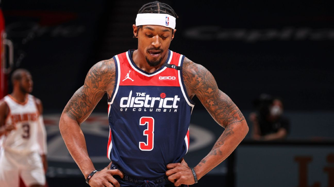 Beal out at least 2 games with hamstring injury