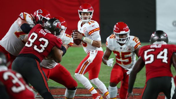 Score predictions: Who wins Chiefs-Buccaneers?