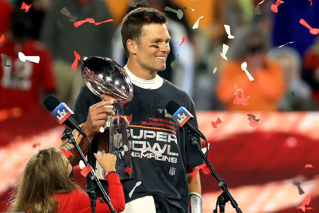 Bucs would be 'elated' to extend Brady's contract