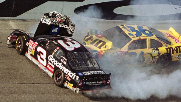 'The leader is gone': How Dale Earnhardt's death at the 2001 Daytona 500 affected those at the track