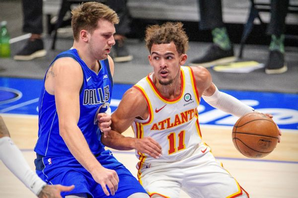 Late no-call leaves Trae, Hawks fuming after loss
