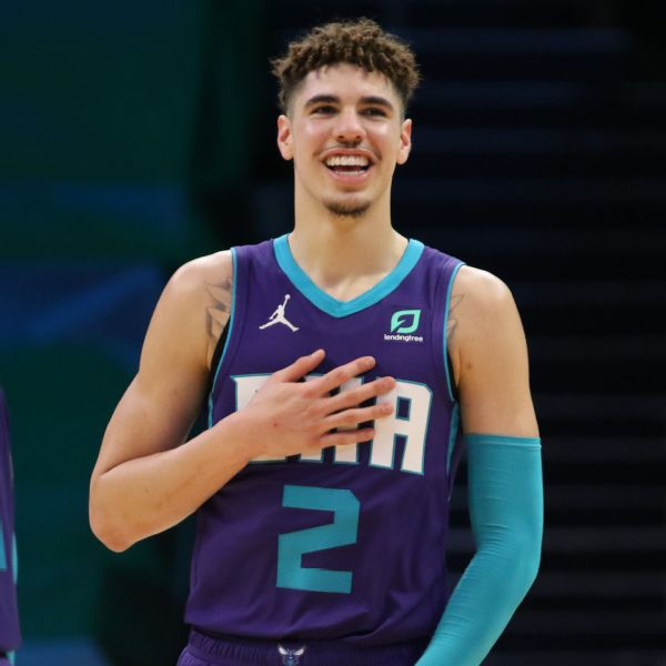 Sources: Hornets' Ball to test wrist; Monk ready