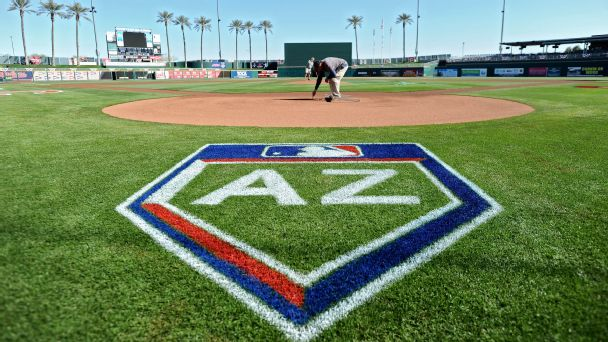 Dog sleds, magic tricks and autographs: What spring training is and what it won't be now