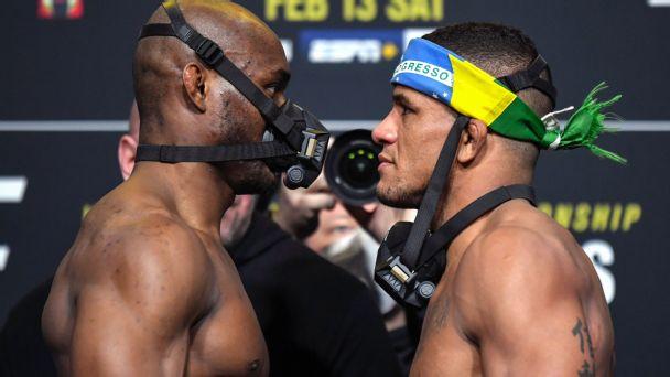 UFC 258 live updates and results: Usman vs. Burns