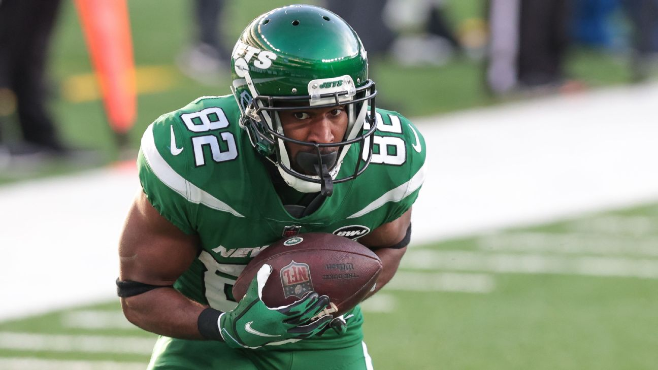 New York Jets can live without Jamison Crowder in new-look ...