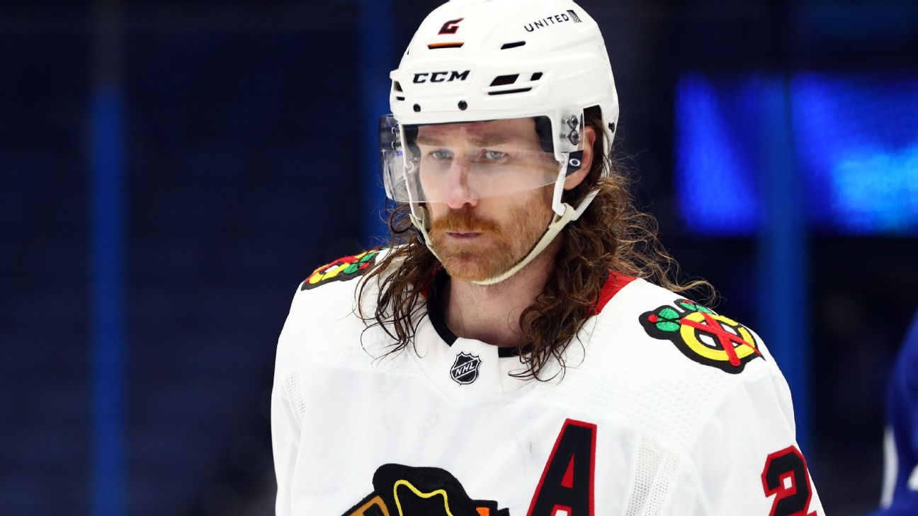 The Nhl S Best And Worst This Week The Secrets To Chicago Blackhawks Defenseman Duncan Keith S Longevity Abc7 Chicago