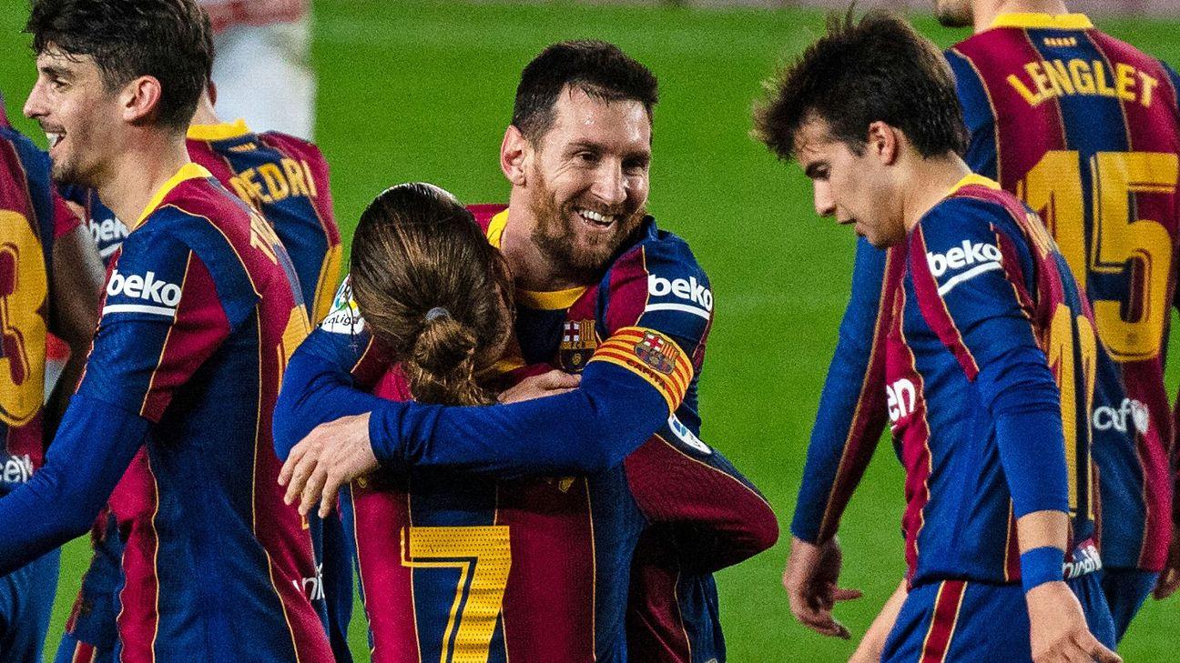 Barcelona vs. PSG: Messi vs. Mbappe as both teams need Champions League success