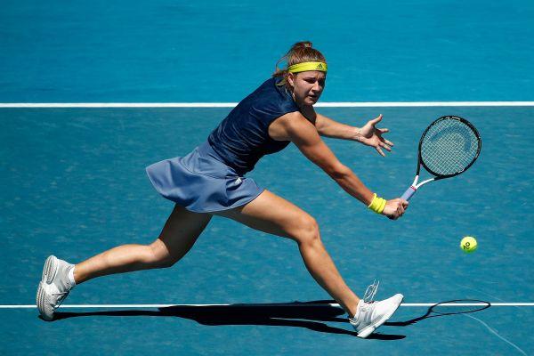 No. 1 Barty upset by Muchova in Aussie quarters