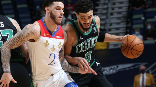 Celtics' historic blown lead a low point in their season