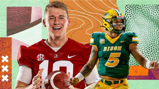 Kiper's new Round 1 mock draft: Projecting three trades for QBs, plus improvements for contenders