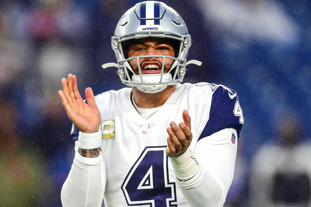 Source: Dak, Cowboys reach 4-year, $160M deal