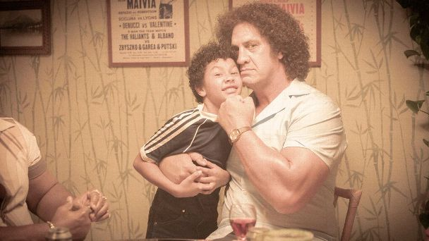 From jumbo Jet to Andre the Giant: Matthew Willig's wild path to Hollywood