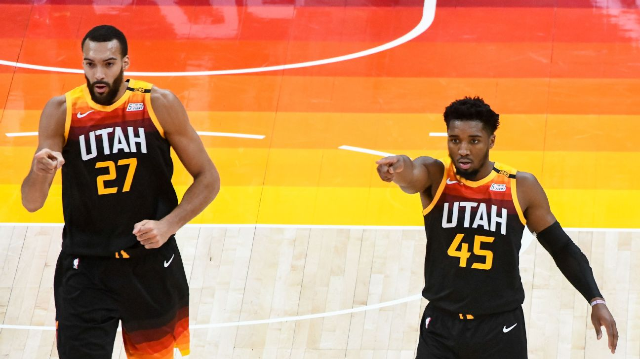 What to make of this dominant Jazz run