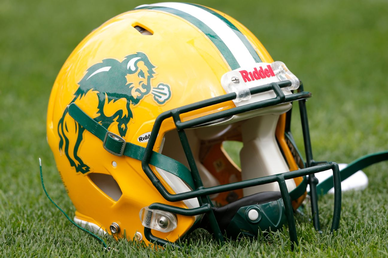 North Dakota State's 39-game win streak halted