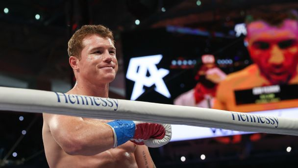 Can anyone at super middleweight beat Canelo Alvarez?
