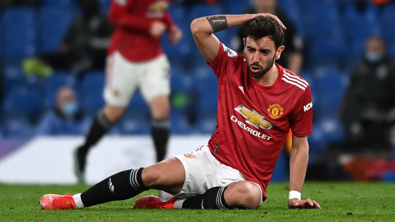 Man Utd's Fernandes dismisses big-game critics