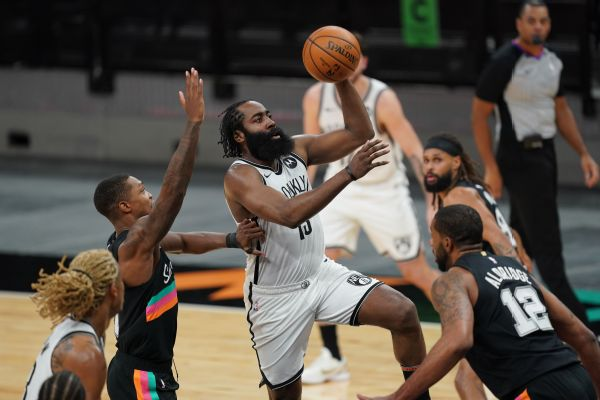 Irving on latest Harden display: 'Get used to it'