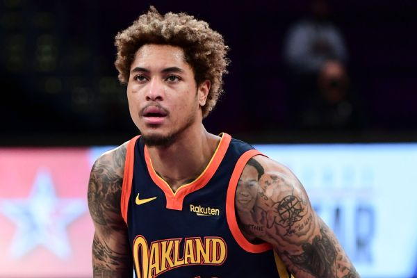 Warriors' Oubre to be reevaluated next week
