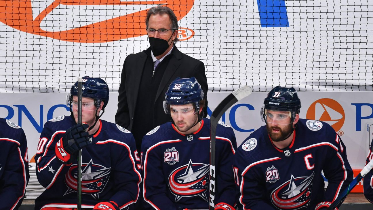 Ranking NHL head coach job security: Whose seats are the hottest?
