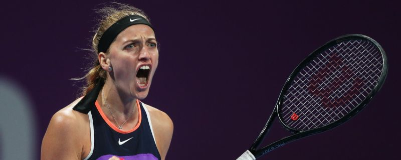 Kvitova, Muguruza advance to Qatar Open final