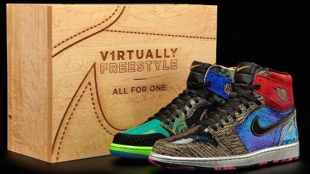 Customized Air Jordans raise more than $500K for Portland children's hospital