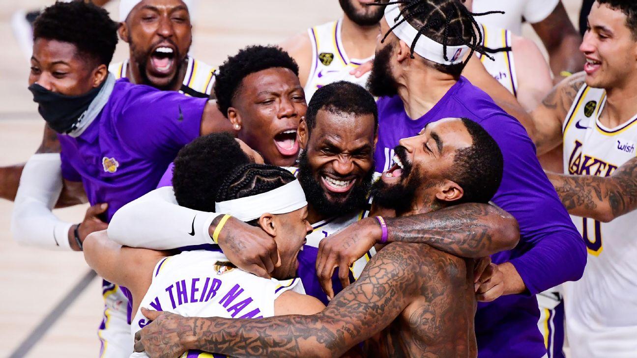 espn.com - Dave McMenamin - Source: Lakers to skip White House on D.C. trip