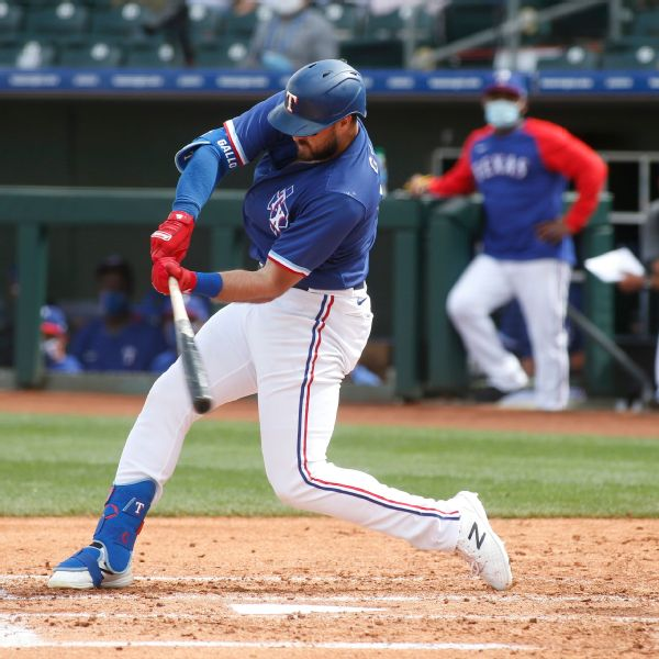 Yankees finalizing trade for Gallo, sources say