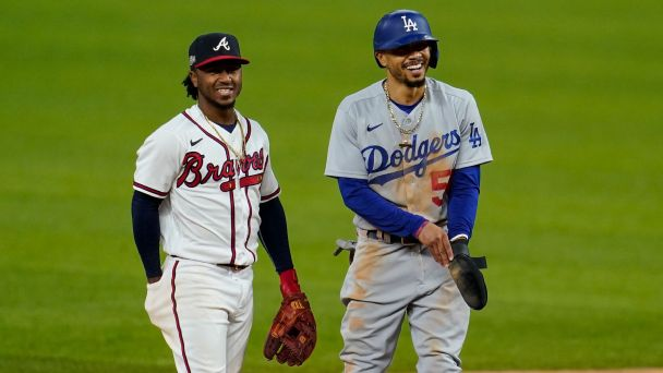Five teams that could take down the Dodgers this season