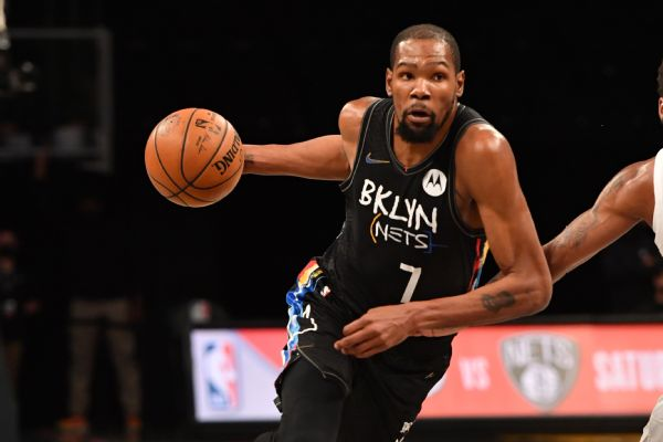 Durant: 'How good can I be' after movie ending?