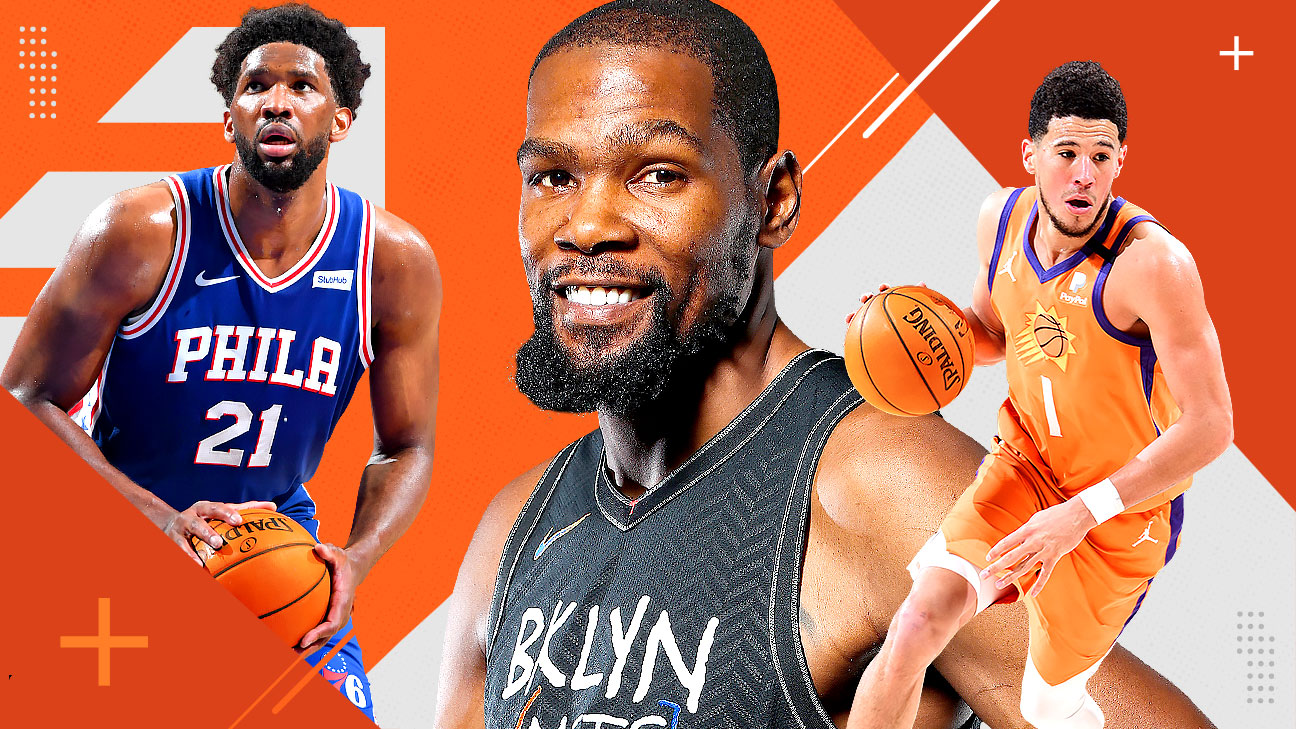 NBA Power Rankings: Phoenix rises; KD returns ahead of a massive East battle