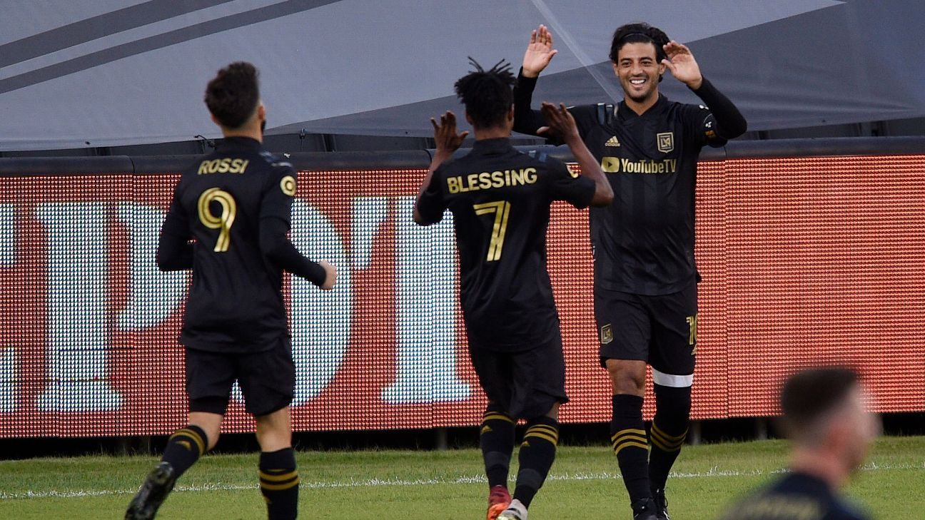 LAFC over Columbus Crew for MLS Cup? Our 2021 predictions, MVP favorites, team-by-team talking points