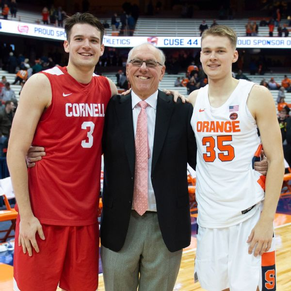 Boeheim bunch: Jimmy joins bro to play for dad