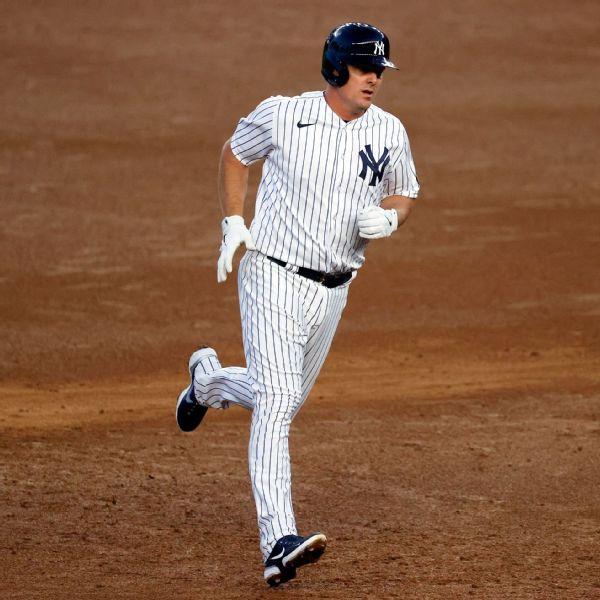 Yankees' Bruce retires weeks into 14th season