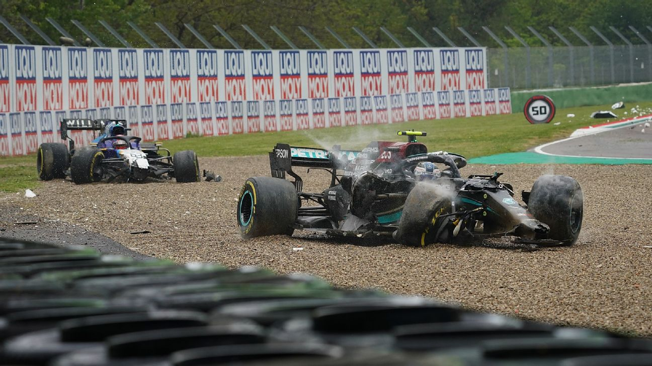 The F1 blame game - Analysis of the Valtteri Bottas-George Russell clash and what happens next