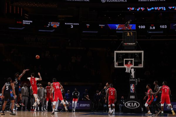 SVG: Pels 'deserved to lose' after late mistakes