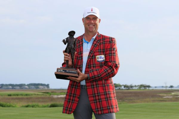 Cink-cess! 47-year-old wins 3rd Heritage title