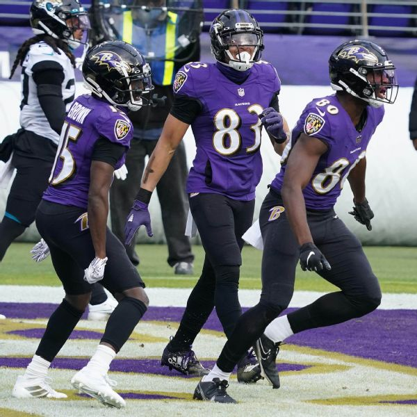 Ravens GM 'insulted' by criticism of team's WRs