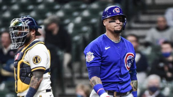 'It's almost mind-boggling': Scouts, opposing pitchers on why the Cubs can't hit