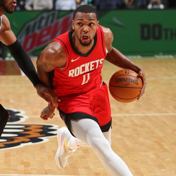 Rockets' Sterling Brown recovering from assault