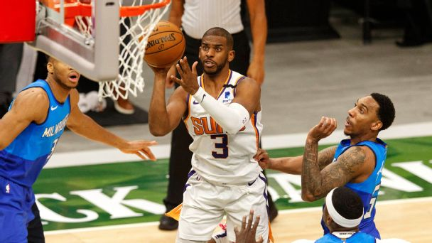 How Chris Paul has pushed the Suns to be legitimate title contenders
