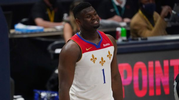 Zion's huge season wasn't enough: The best NBA players to miss the playoffs
