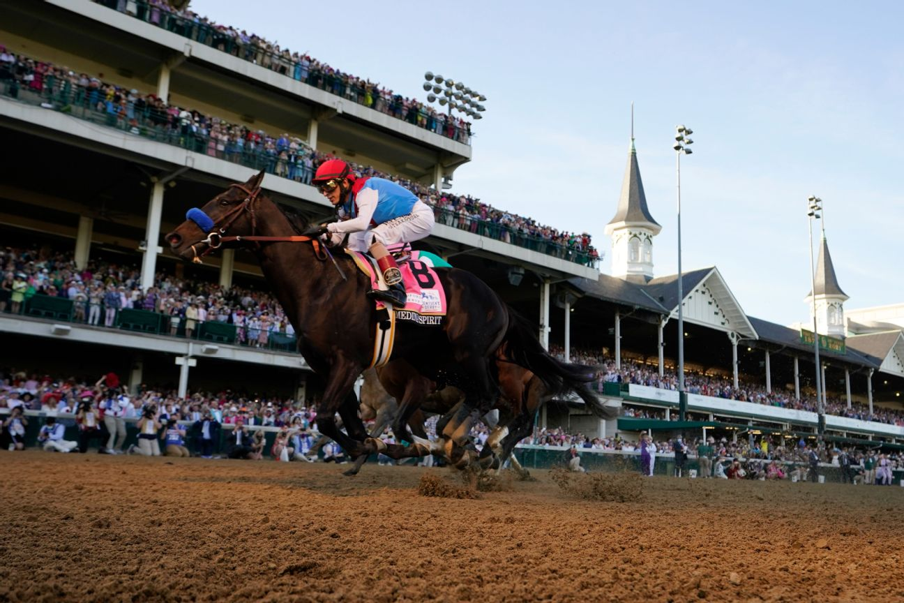 Medina Spirit to race in Preakness, lawyer says