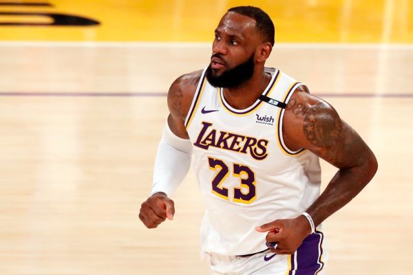 LeBron scores 24 in return as Lakers top Pacers