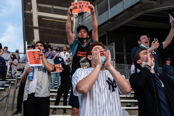 'Revenge tour': Yanks fans rain boos on Astros