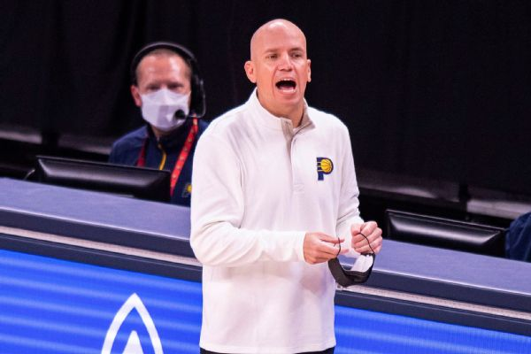Sources: Bjorkgren's future with Pacers uncertain