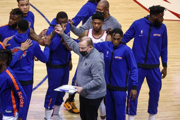Surprising Knicks covering spread at historic rate