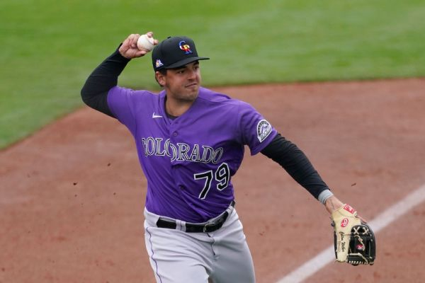 Touted Rockies prospect gets 80 games for PEDs