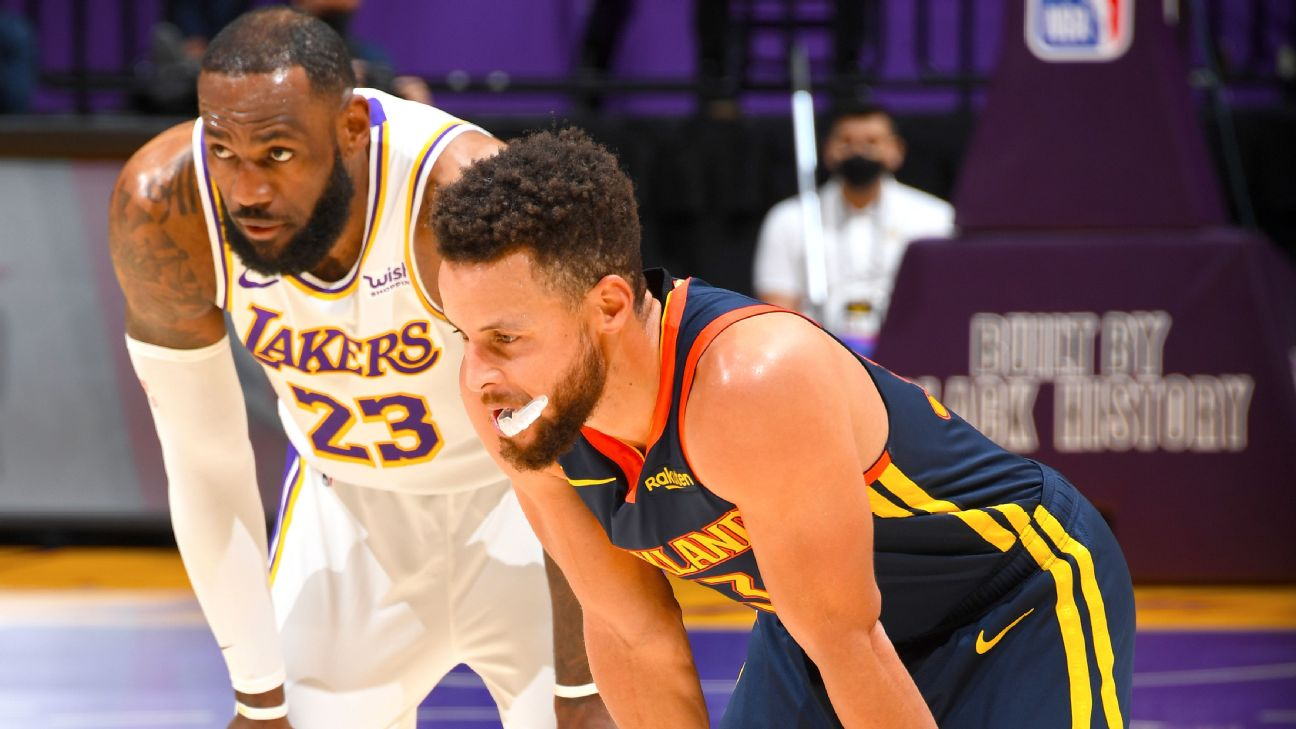 NBA experts: Big play-in questions, and should seeding matter for the Lakers?
