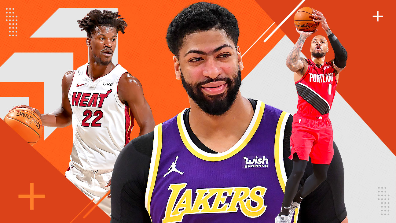 NBA Power Rankings: The races and players we're watching closely in the final week