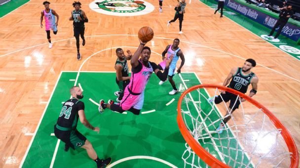 NBA playoff watch: Celtics on the brink of the play-in tournament while Lakers get a needed win